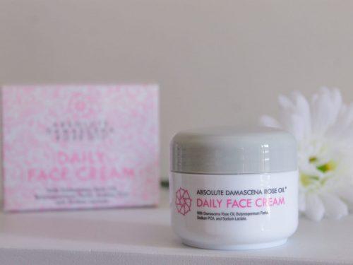 Absolute Damascena Rose Oil – Daily Face Cream –